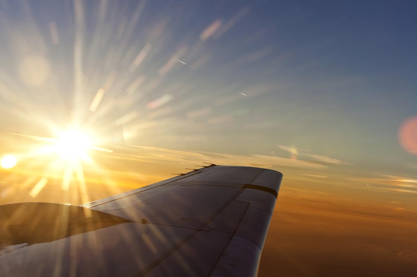 Kunststoff-Verarbeitung im Flugzeugbau